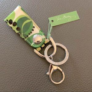 Vera Bradley loop Keychain